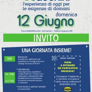 12 giugno Malfatti&Tacchini Day