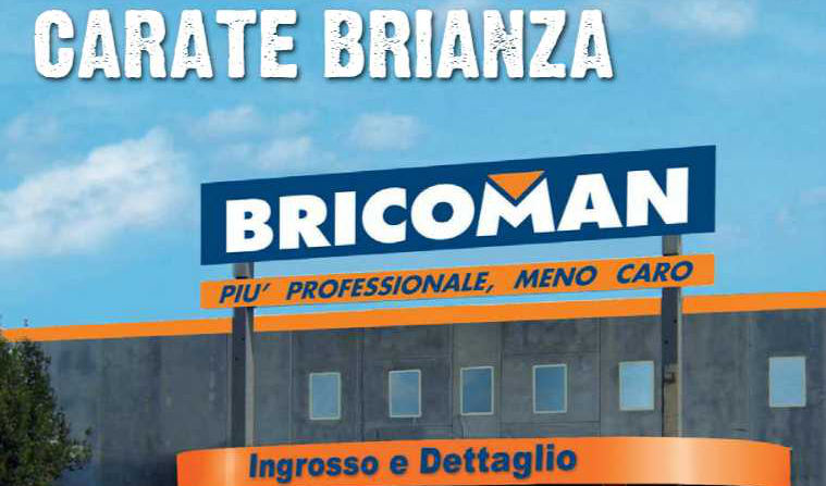 Rapina E Sparatoria Al Bricoman Di Carate Ten Minutes Diy And Garden