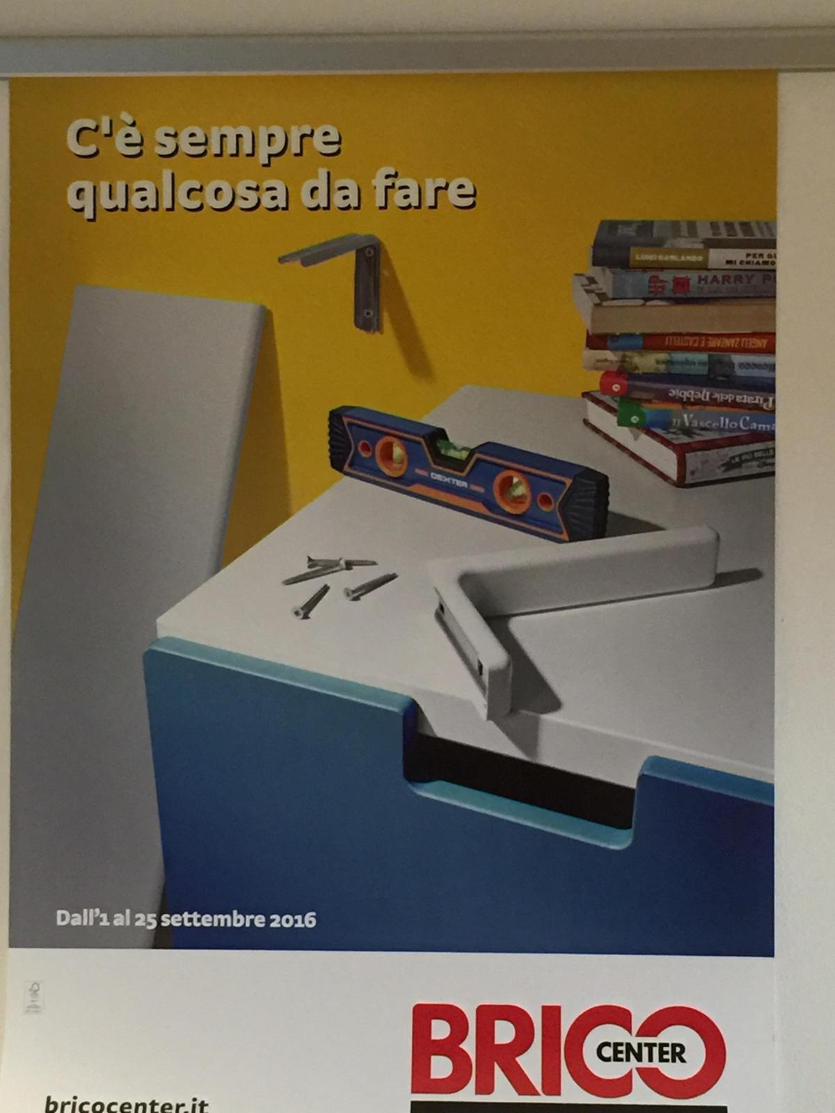 Volantino scolastico per bricocenter ten minutes diy and for Volantino bricocenter