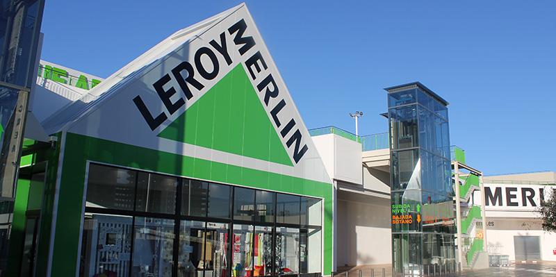 Leroy Merlin Apre A Barcellona Ten Minutes Diy And Garden