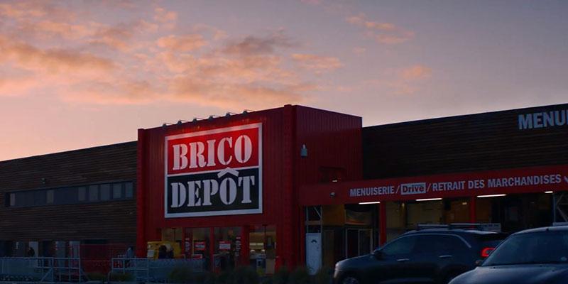 brico depot festeggia il 25 in tv ten minutes diy and garden. Black Bedroom Furniture Sets. Home Design Ideas