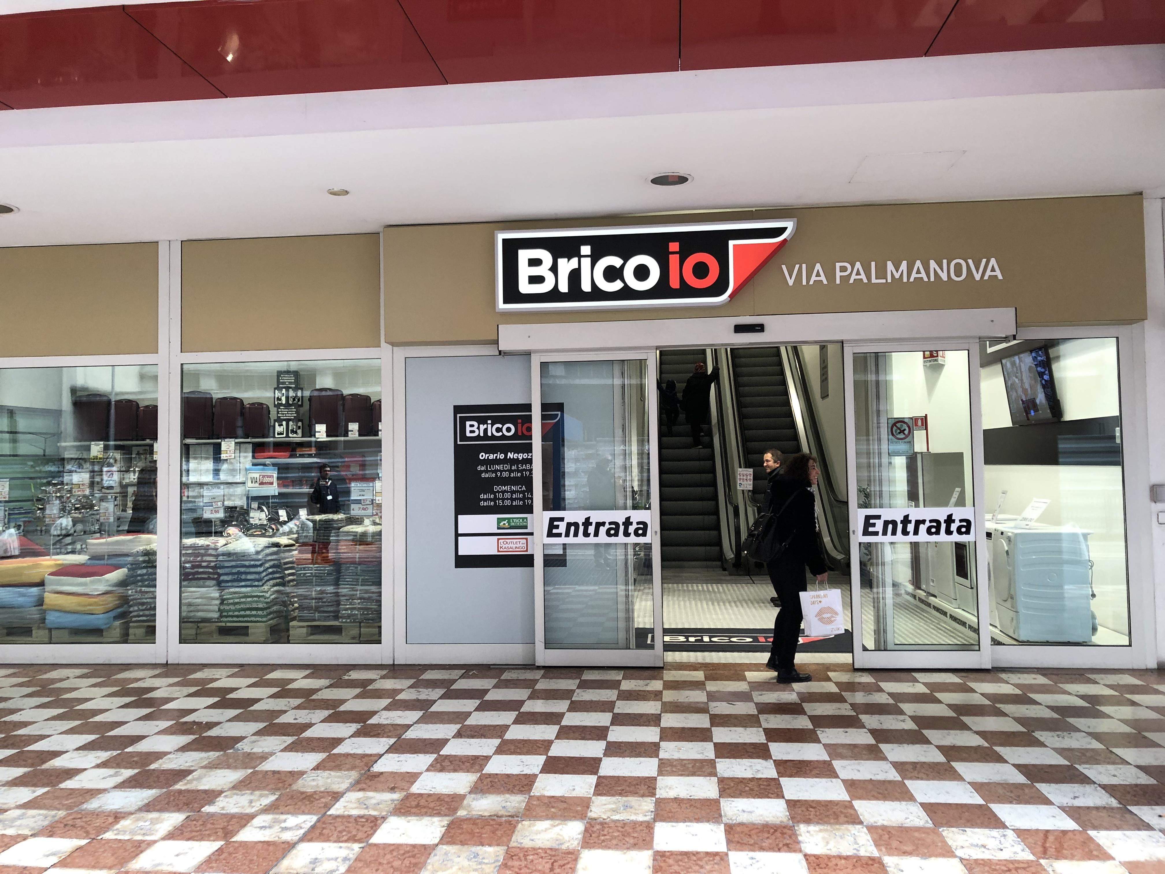 Brico io Milano Palmanova | Ten minutes DIY and Garden