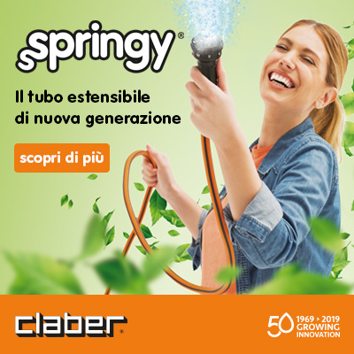 CLABER SPRING