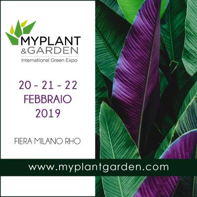 MyPlant&Garden 2019