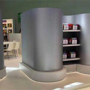 FITT, a new concept for stores