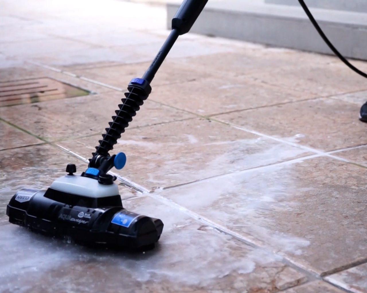 AR Blue Clean Aqua Sweeper Lavapavimenti per Idropulitrice