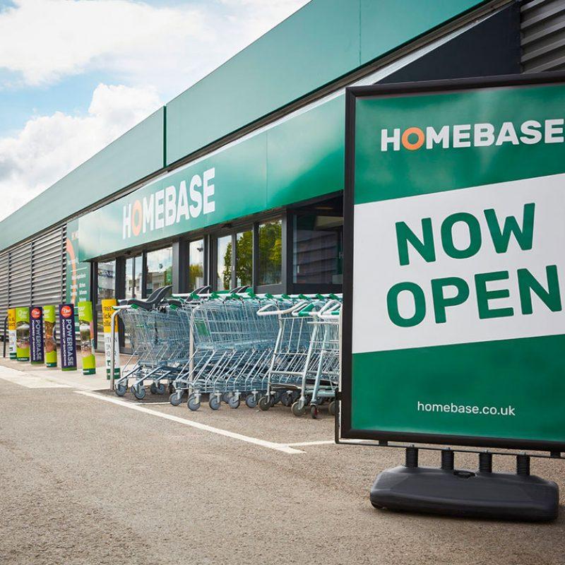 Homebase Cheltenham