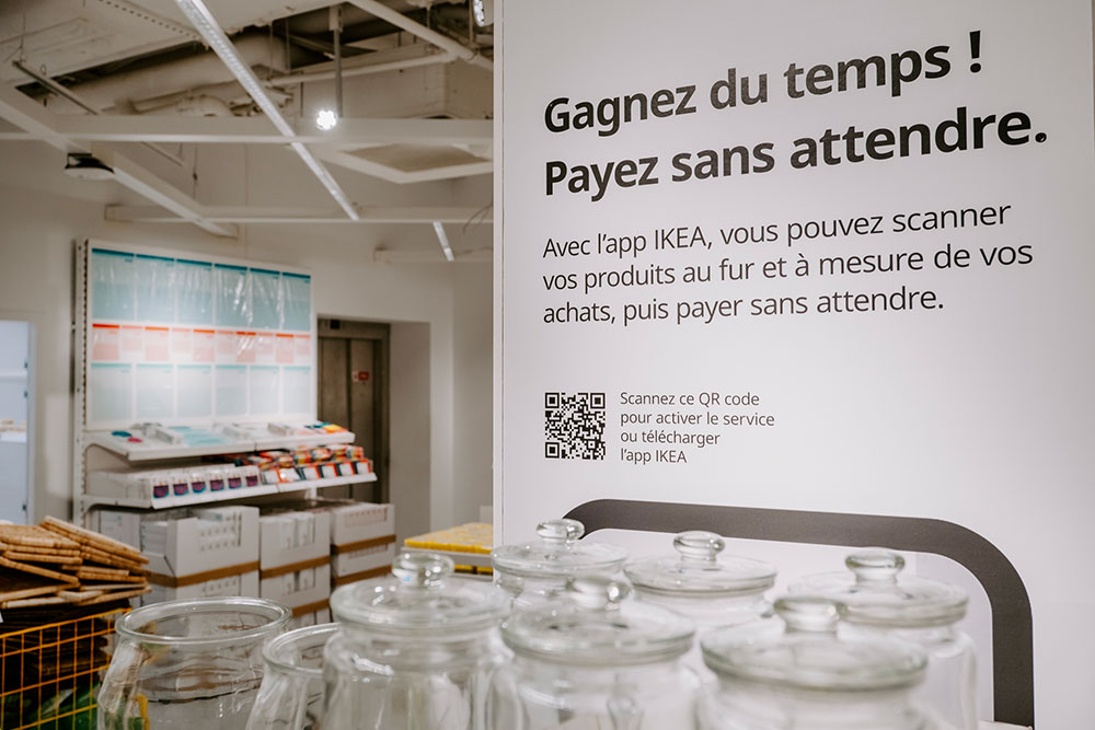 Parigi, Ikea Décoration