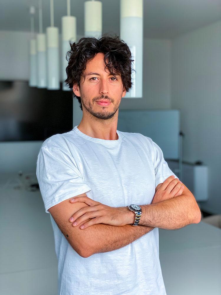 Federico Nessi, direttore commerciale Eternedile