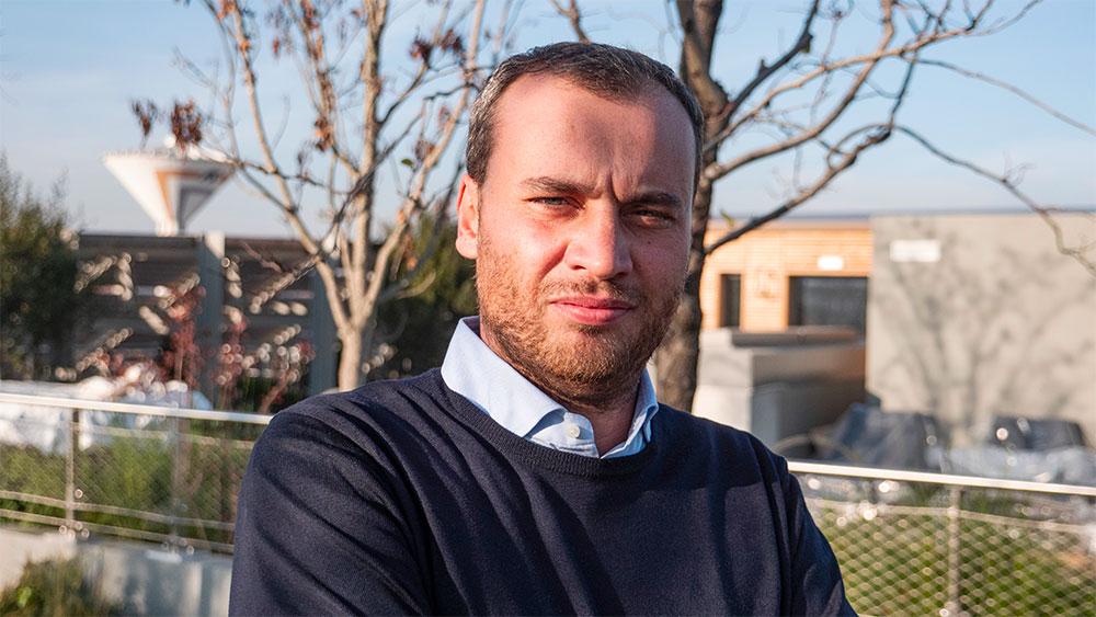 Francesco Farinetti, amministratore delegato di Green Pea e vicepresidente Eataly
