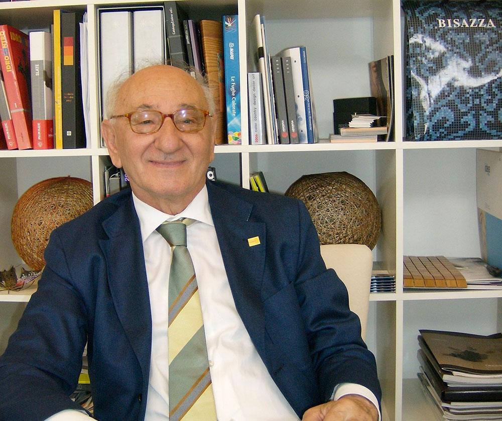 Giuseppe FrerI, presidente di Federcomated