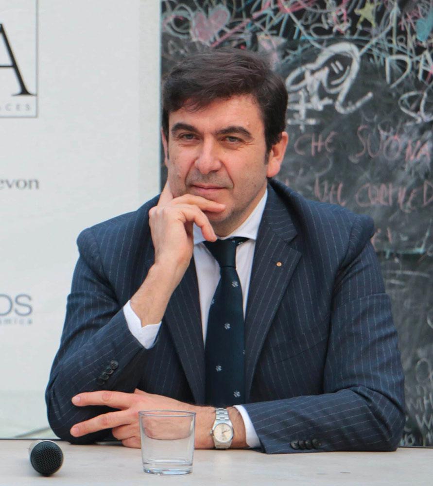 Graziano Verdi, ceo di Italcer