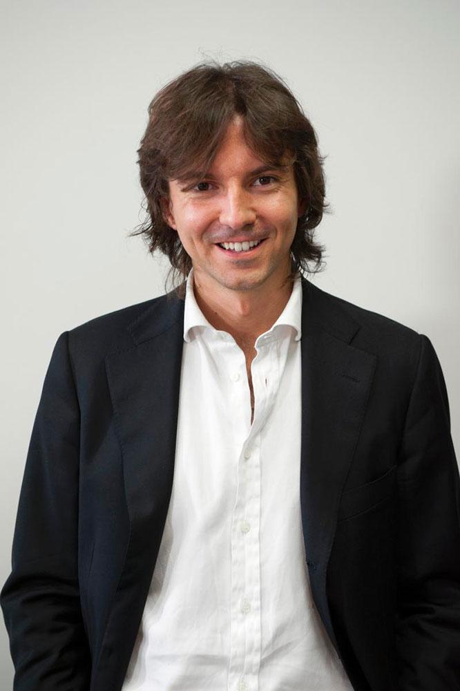 Luca Berardo, presidente di Sercomated