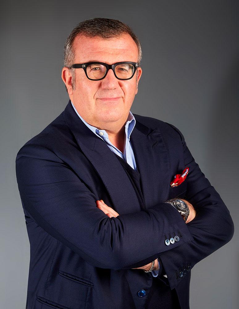 Maurizio Bellosta, vicepresidente di sezione cromato AVR associazione italiana costruttori valvole e rubinetteria