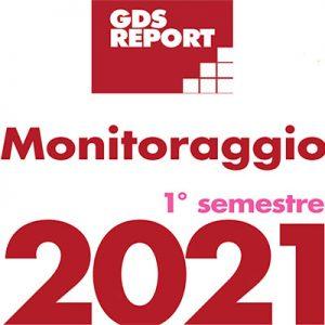 Monitoraggio GDS Giugno 2021. Infografiche e tabelle