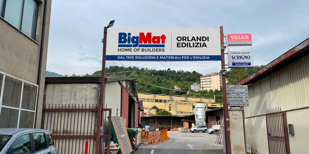 BigMat Orlandi a Subiaco (RM)