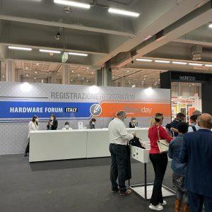 Bricoday e Hardware Forum al via