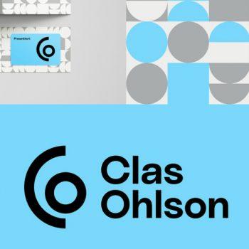 clas ohlson, nuova identità