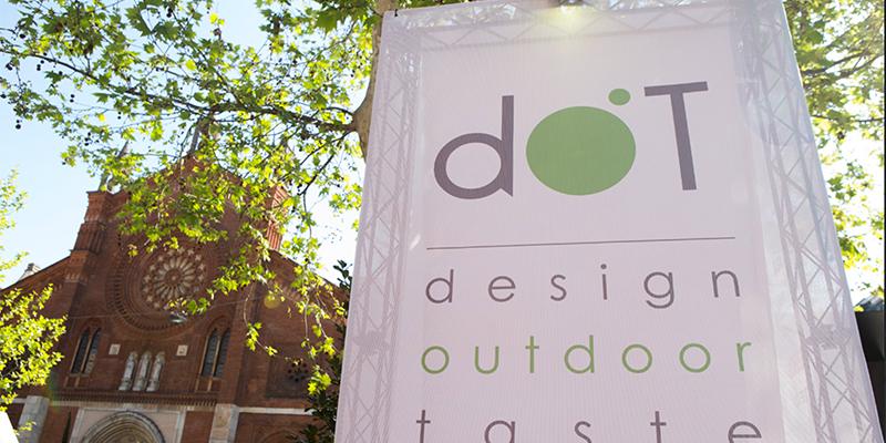 L'outdoor livingritrova la sua vetrina all'interno delBreraDesign District. CondOT