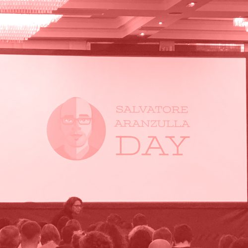 Salvatore Aranzulla Day