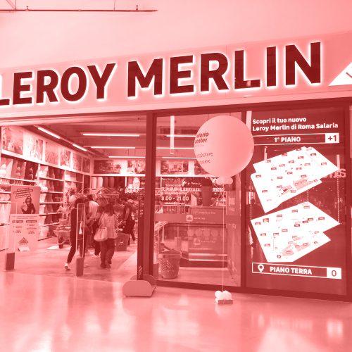 Leroy Merlin Roma Salaria apre