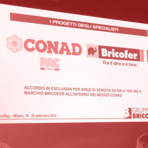Ufficiale: Bricofer-Conad