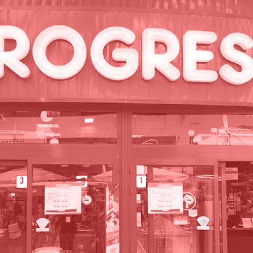 Progress riapre i negozi