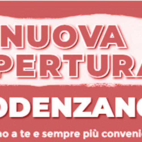 Brico Ok apre a Podenzano (Pc)