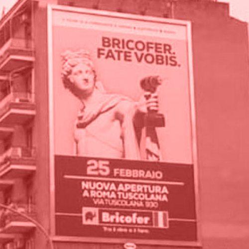 Bricofer apre a Roma
