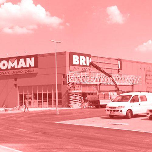 Bricoman Pero, apertura il 26 giugno