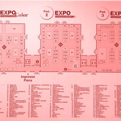 I numeri di Expo Machieraldo 2019