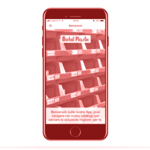 Mobil Plastic ha la sua App