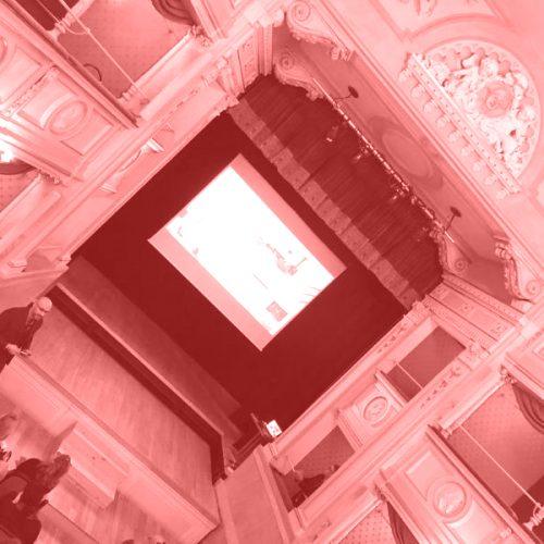 Vimar, conferenza in teatro